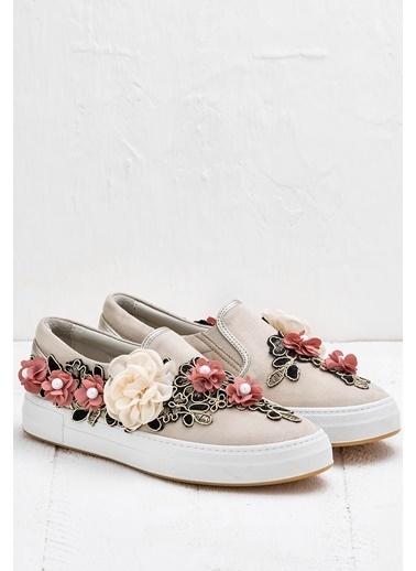 Elle Sneaker Bej